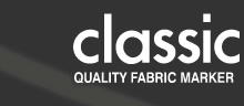 Classic - Quality Fabric Marker